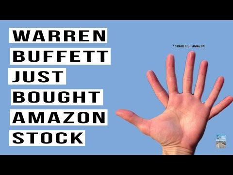 Warren Buffett Just Bought Amazon Stock! Should We Follow Him and Buy Shares Now?