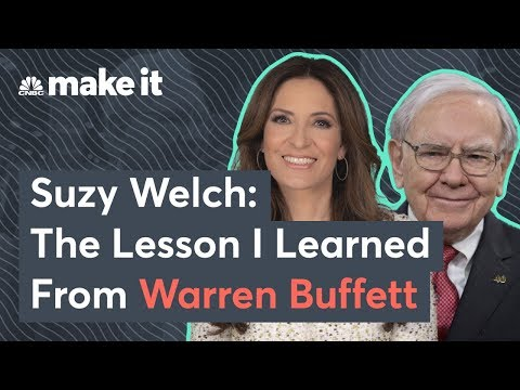 What Warren Buffett Taught Me At A Dinner Party
