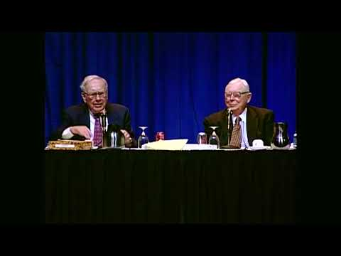 Warren Buffett – 'What the wise man does in the beginning, the fool does in the end'