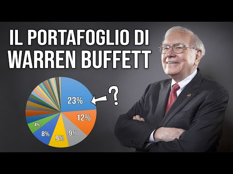 Il Portafoglio Di WARREN BUFFETT: Analisi Completa [2019] 📊