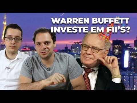 WARREN BUFFETT Investe em Fundos Imobiliários (fiis)?