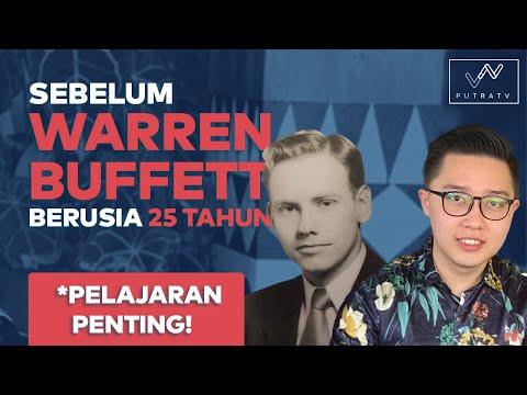 Sebelum Warren Buffett Berusia 25 Tahun | Andika Sutoro Putra