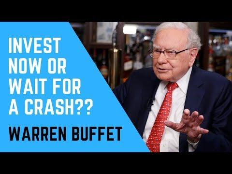 Warren Buffett Explains: Buy Stocks Now or Wait For The Next Crash?