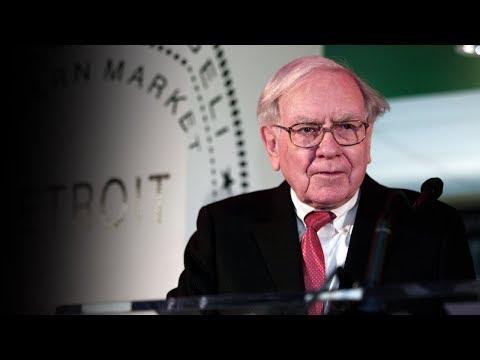 Warren Buffett Is Sitting On $128 Billion In Cash. Why?