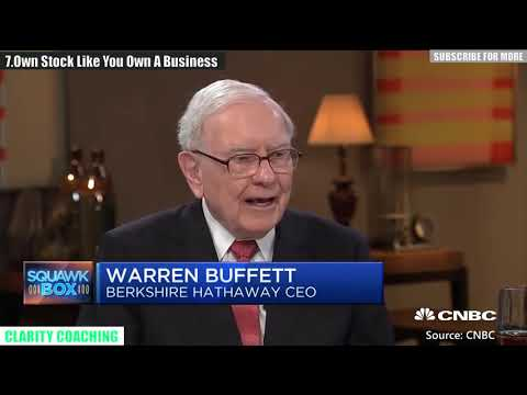 Warren Buffett Investment Strategy | Plan For 2020