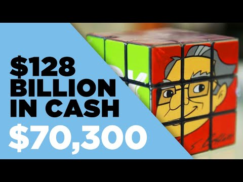 Why Warren Buffett Has $128 Billion Dollars In Cash | Joseph Carlson Ep. 62