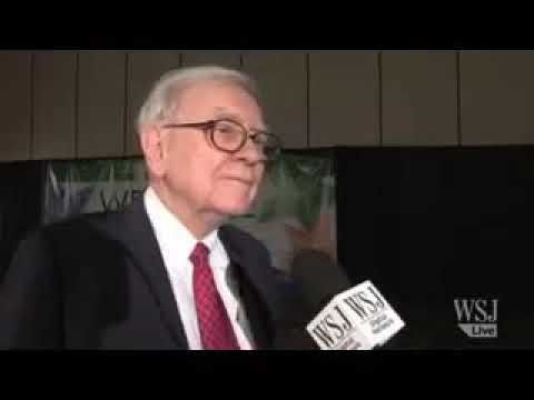 Warren Buffett talks about his company and the market 2020