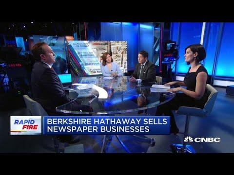 Warren Buffett sells his newspaper businesses for $140 million