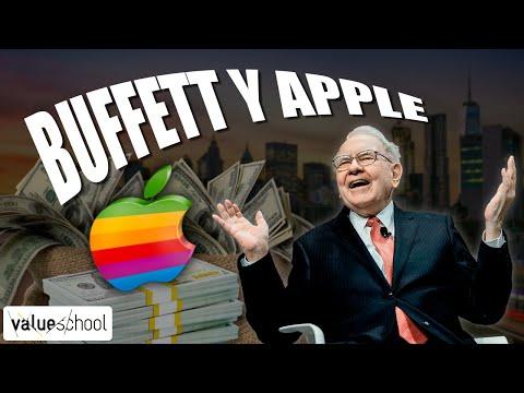 ¿Cómo Warren Buffett ganó más de 40.000 millones con Apple? – Value School