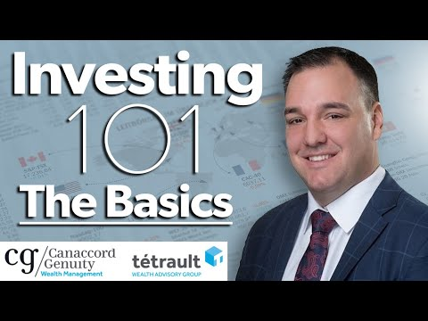Investing 101 The Basics