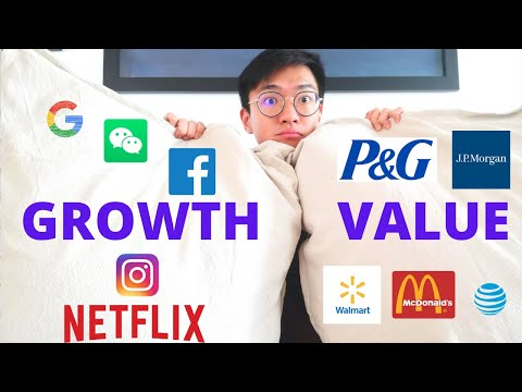 Growth Investing Vs Value Investing | Investing 101