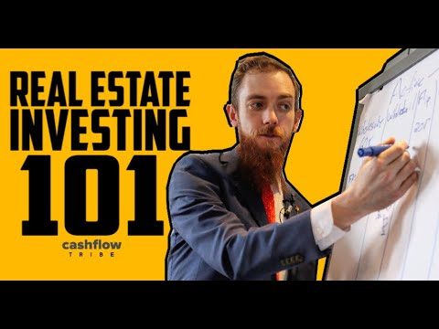 Investing 101: Why Real Estate?
