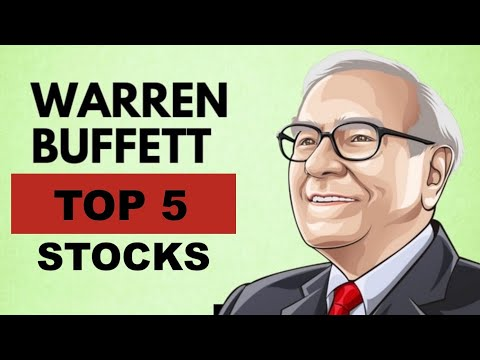 THE TOP 5 STOCKS WARREN BUFFETT SOLD