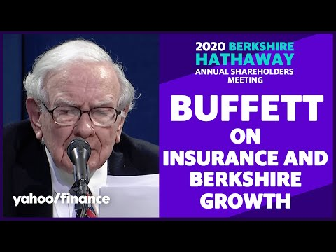 Warren Buffett: The insurance business has been the most crucial factor for our growth