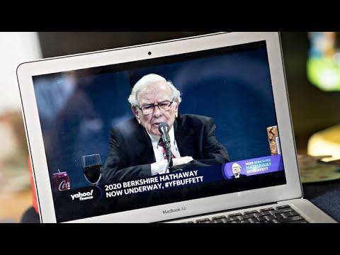 Watch the five best moments from Warren Buffett's Berkshire meeting