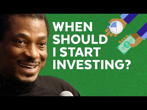 Investments 101 | When Should I Start Investing?