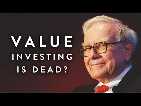 Is Warren Buffett's 'Value Investing' Dead?