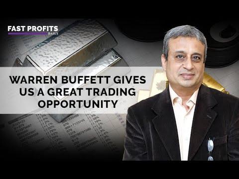 Warren Buffett Gives Us a Great Trading Opportunity
