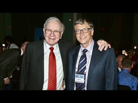 Bill Gates: Warren Buffett and I are talking 'more than ever'