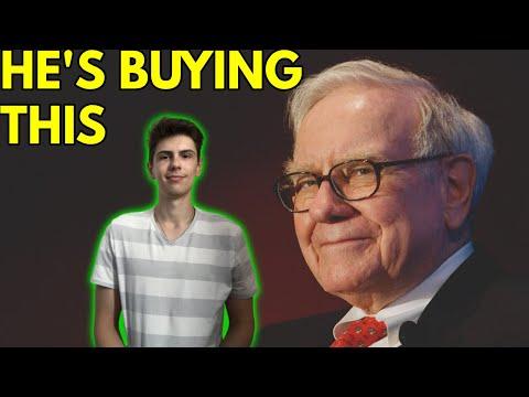 WARREN BUFFETT Is BUYING (Best Stock To Buy Now?)