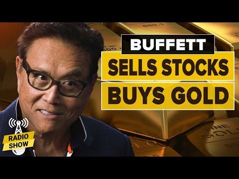 The Real Crash: What is Warren Buffett Trying to Tell Us? – Robert Kiyosaki & @Peter Schiff
