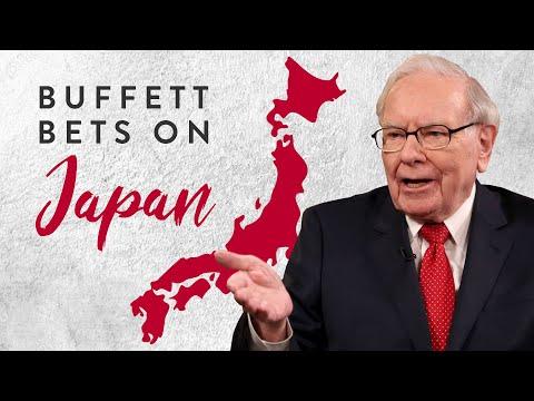 Warren Buffett's BIG bets in JAPAN