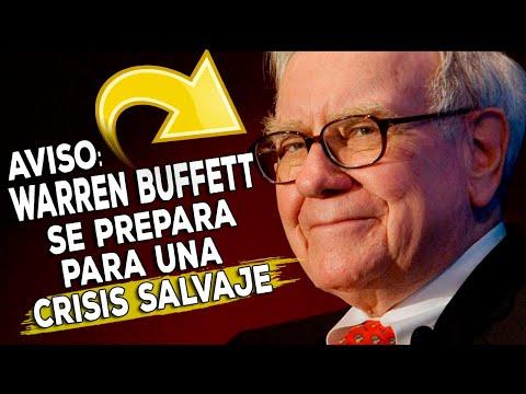 ¿Se avecina una crisis salvaje? Warren Buffett se prepara en 6 movimientos.