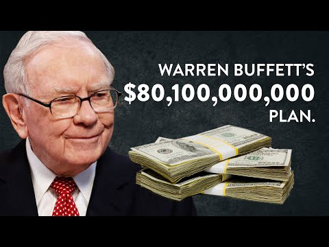 How Is Warren Buffett Spending His $80B Net Worth?