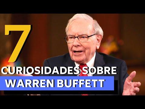 7 CURIOSIDADES SOBRE O MAIOR INVESTIDOR DO MUNDO – WARREN BUFFETT