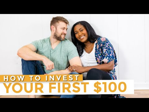 Investing 101 Livestream: How to get Started Investing With $100