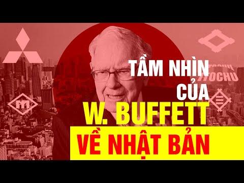Warren Buffett nhìn thấy gì từ những Tập đoàn Nhật Bản