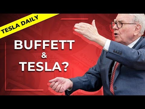 Is Warren Buffett Secretly Buying Billions of Tesla Stock (TSLA)?