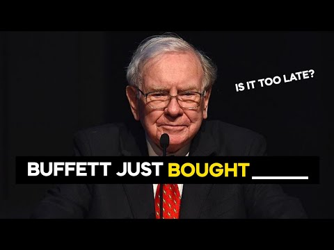 Warren Buffett Just Bought THESE 6 Stocks
