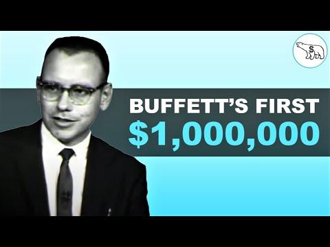 How Warren Buffett Made His First $1,000,000