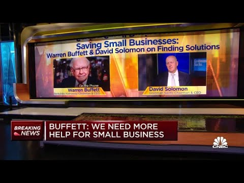 Warren Buffett: We are 'dashing the dreams' of thousands of small businesses