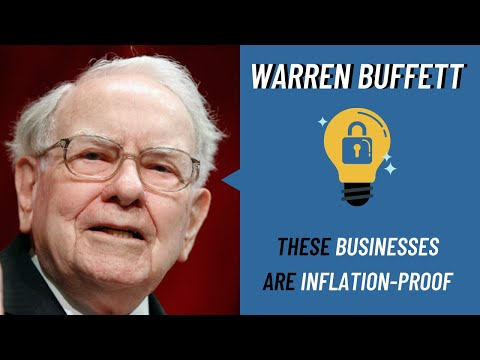 Warren Buffett: Buy These Inflation-Proof Businesses