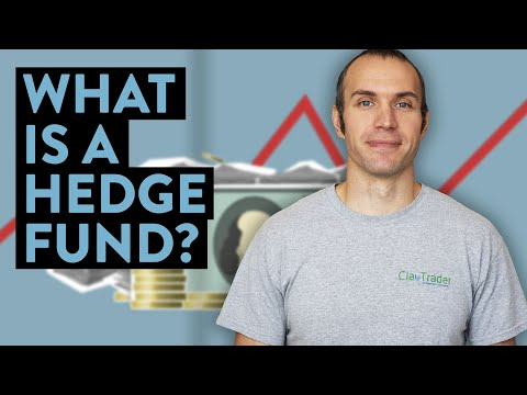 What is A Hedge Fund? (Investing 101)