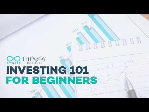 Investing 101 for Beginners