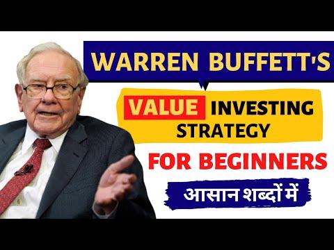 Warren Buffett's Investment Strategy