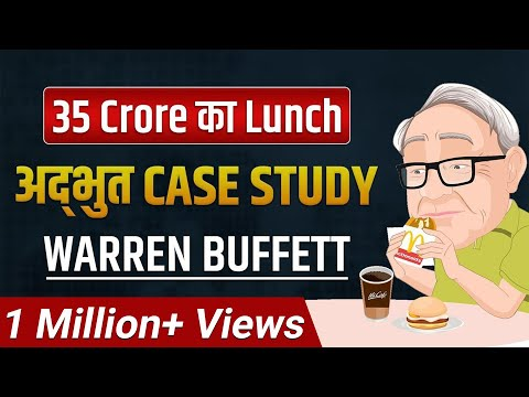 Amazing Case Study On Warren Buffett | Biography of Share Market Legend | Dr Vivek Bindra