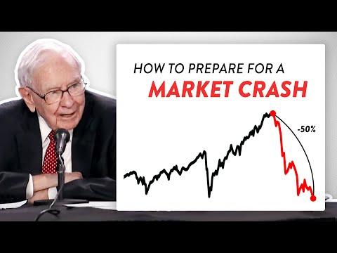 Warren Buffett's Tips to Prepare for a Stock Market Crash