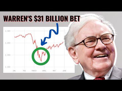 Warren Buffett Bought $31.3 Billion of This Stock