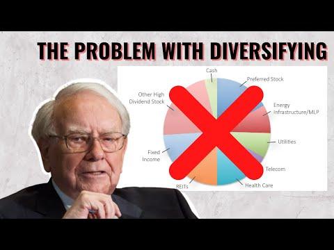 Warren Buffett Warns About Diversifying Your Portfolio