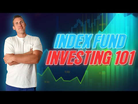 Index Fund Investing 101   Index Fund Investing for Beginners