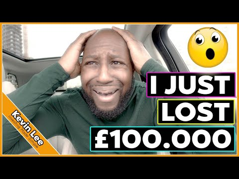 I JUST LOST £100,000 – INVESTING 101 2021 – HOW NOT TO LOSE MONEY INVESTING IN THE STOCK MARKET