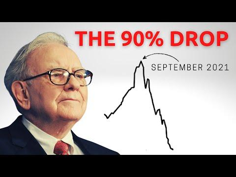 Warren Buffett – The Incoming 90% Stock Market Collapse?!?