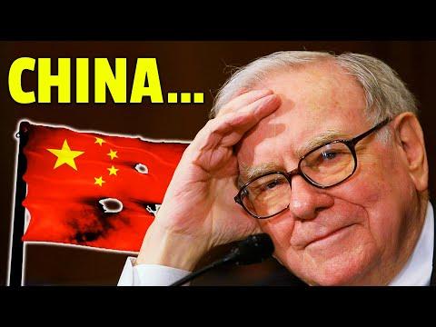 Warren Buffett's Rant On Chinese Stocks Will Shock You