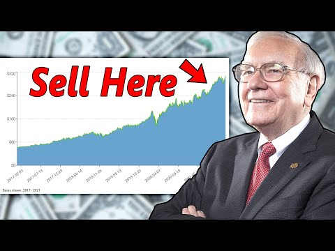 Warren Buffett On When To Sell A Stock